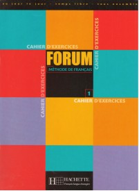 Forum 1 Cahier d´exercices