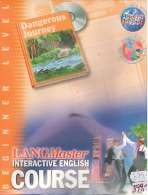LANGMaster Interactive English Course Beginner Level Dangerous Journey