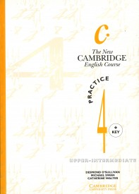 The New Cambridge English Course 4 Practice + Key - Michael Swan