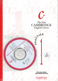 The New Cambridge English Course 1 Practice + Key + CD - Michael Swan
