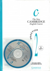 The New Cambridge English Course 2 Practice + Key + CD - Michael Swan
