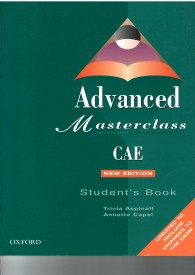 Advanced Masterclass CAE new edition Students BOok