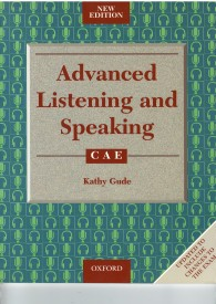 Advanced Listening and Speaking CAE