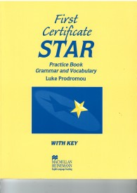 First certificate Star Practice Book with Key