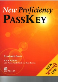 New Proficiency PassKey Studentsbook