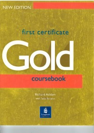 First Certificate Gold Course Book