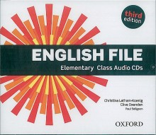 English File Third Edition Elementary Class Audio CDs /4/